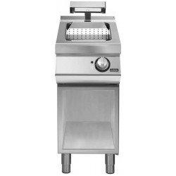 Mantenedor caliente eléctrico sobre base abierta