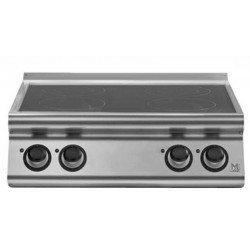 Cocina inducción versión top