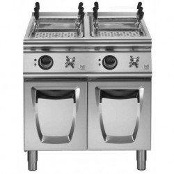 Cocina eléctrica 4 fuegos cuadrados