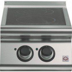 Cocinas vitrocerámica 2 zonas de cocción