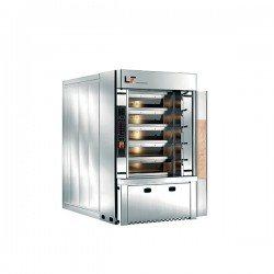 Horno a vapor de tubos anulares Ministar MSR MSP para panaderia y pasteleria