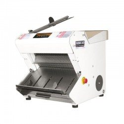 Cortadora de pan automática de sobremesa inclinada