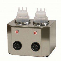 Calentador de aderezos de 1 - 2 - 3 botellas