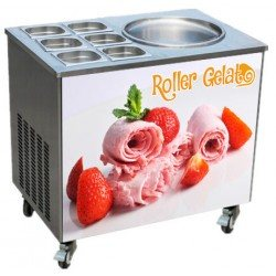 Maquina de Helado Frito - Helado Tailandés