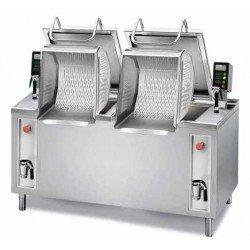 Cocedor Automático Electrónico - Cuecepastas - 2 cubas de 250Lt