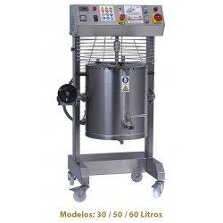 Cocedor baño maría con variador de velocidad - Serie Cooker CS