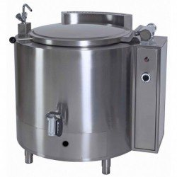 Marmita a gas directa 480 Litros PNGD-500
