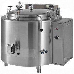 Marmita a gas indirecta con presión 113 Litros PNGI-100A