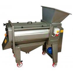 Despulpadora, coladora, deshuesadora para frutas 2000 Kg / h - Mod. D2000