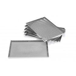 Cesta de acero Biosec Deluxe - Kit de 6 unidades