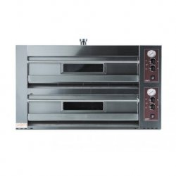 HORNO DE PIZZA ELECTRICO DIGITAL OEM 2 CAMARAS 63X93 DOMITOR 1230SE