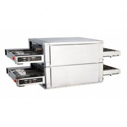 HORNO DE CINTA ESTATICO OEM TUNNEL TL108L/2 LCD DIGITAL CAMARAS 80 CM