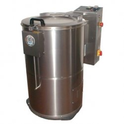 Secadoras centrifugadoras de verduras, conservas y carnes 20 a 90 kg