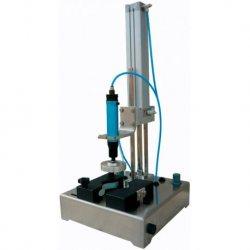 Cerradora de tapas de aluminiotwist-offsemiautomatica