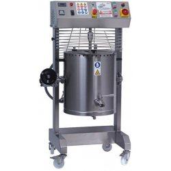 Cocedor con rascador y variador alta temperatura C50CSEI