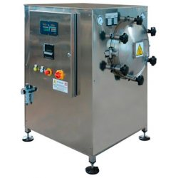 Esterilizador horizontal autoclave electrico de 100 litros