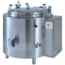 Marmita a presión con autoclave eléctrica indirecta 113 Litros PEIF-100A
