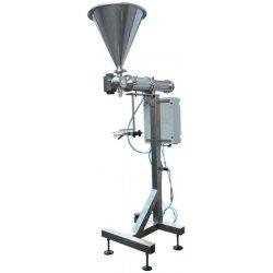 Dosificadora llenadora volumétrico con soporte a suelo