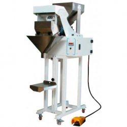 Dosificadora pesadora semiautomática hasta 1 cm