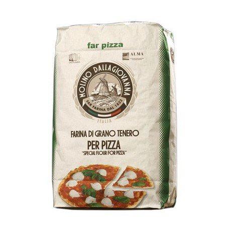 HARINA PARA PIZZA DE FERMENTACION MEDIA