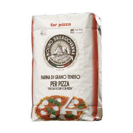HARINA PARA PIZZA DE FERMENTACION LARGA
