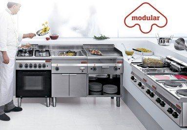 Cocinas profesionales Modular